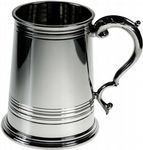 Pewter Tankards - Medium Range